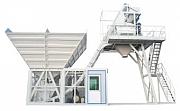 Мобильные бетонные заводы UTM-40