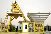 Мобильные бетонные заводы UTM-60