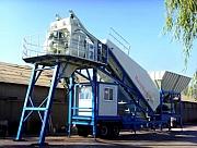 Мобильные бетонные заводы UTM-50